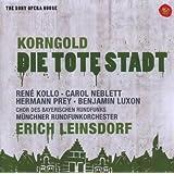 Korngold  : Die tote Stadt