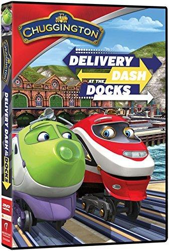 Chuggington: Delivery Dash At The Docks by Chuggington Characters Dock, Dash
