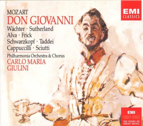 Mozart: Don Giovanni (Centenary Best Sellers)