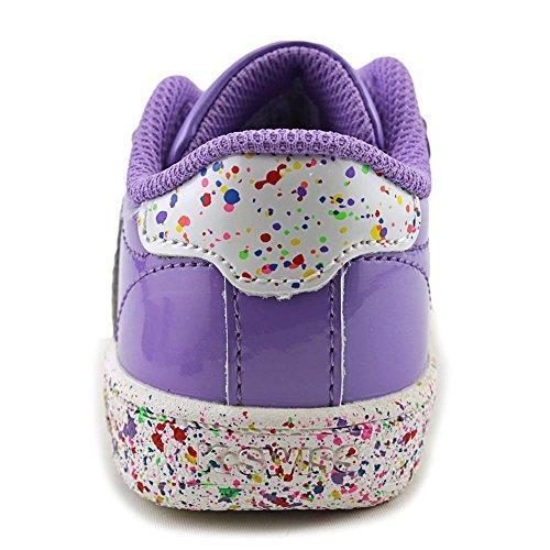 K-Swiss Classic VN Kunstleder Turnschuhe Neon Violet Sprinkles