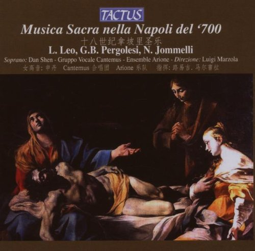 18th Century Sacred Music in Naples