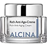 ALCINA Rich Anti Age Creme für sehr trockene Haut ALCINA Rich Anti Age Creme für sehr trockene Haut - 50 ml
