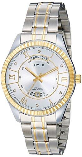 51vXwQhHzhL - Timex TW0TG6206 Silver Mens watch