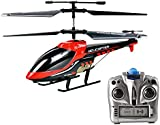 RC Helicopter,Vatos Remote Control Helicopter Indoor 3.5 Channels Hobby Mini RC Flying Helicopter 2 Blades Replace Included RC Plane Toy Gift for Kids Crash Resistance Consistent,Built-in Gyro