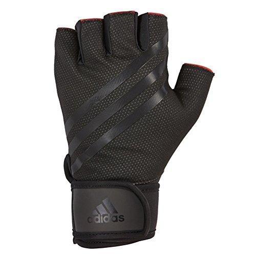 Adidas Elite Training Gloves Unisex Handschuh, Schwarz/Schwarz, L