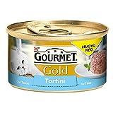 GOURMET GOLD G.gold tortino di tonno - Mangimi umidi per gatti