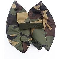 Grippa Bean Bag, Precargada. 22cm x 22cm. para Las Lentes de Apoyo para el Safari fotográfico Desde el vehículo.