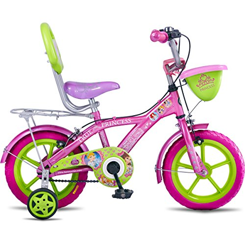 hero disney 14t princess junior cycle with carrier Hero Disney 14T Princess Junior Cycle with Carrier 51vY0Yv1s6L