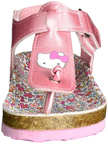 Hello Kitty Hk Jaly, Tongs Fille Rose