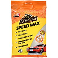 Armor All GAA44012ML5A Speed Wax Wipes - Set of 12 preiswert