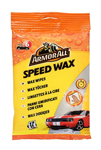 Armor All Speed Wax Wipes 12 Wipes - Best Price