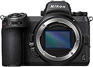 Nikon Z 6II 24.5MP FX-Format Mirrorless Digital Camera (Body Only)
