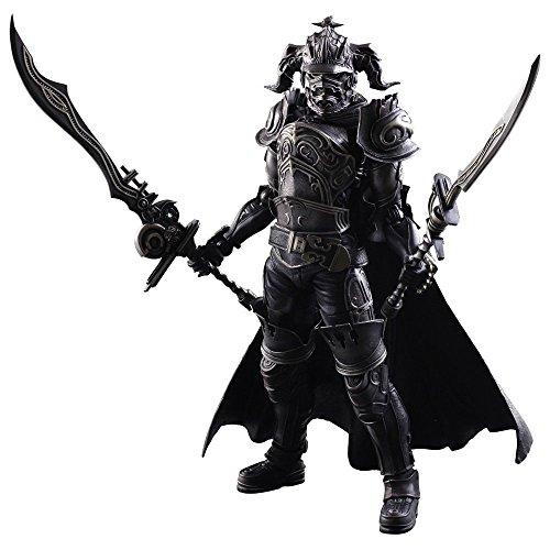 Final Fantasy XII Play Arts Kai Figure Gabranth 28 cm