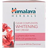 Himalaya Clear Complexion Whitening Day Cream, 50g