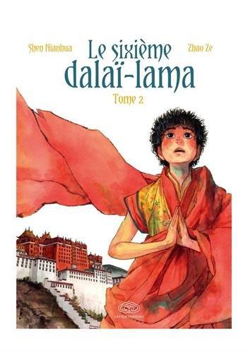 Le sixime Dala Lama, Tome 2 :