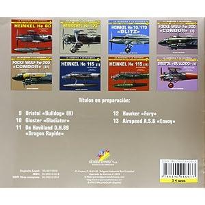 Bristol Bulldog: Vol. I: v. 1 (Perfiles Aeronauticas)