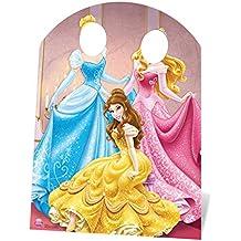 Star Cutouts - Puzzle Princesas Disney (SC599)