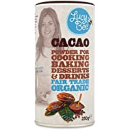 Lucy Bee Fair Trade Organic Cacao Powder 250 g