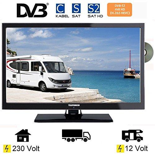 Telefunken-L22F272K4DV-LED-Fernseher-22-Zoll-55-cm-TV-mit-DVD-DVB-SS2-DVB-T2-DVB-C-USB-Energieeffizienzklasse-A-230V-12-Volt