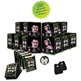 Hair Mix 5mins Male And Female Hair Blackening Shampoo (Pack Of 100)_10 Boxes