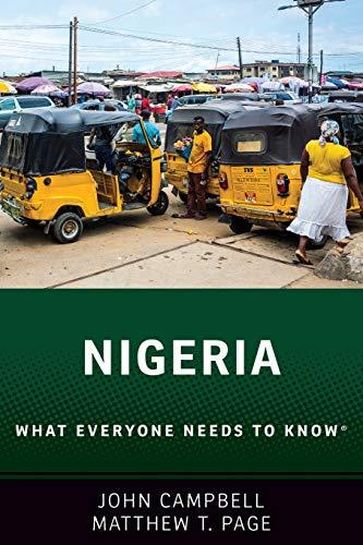 Nigeria: What Everyone Needs to Know (R)
