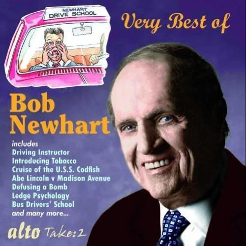 Very Best Of Bob Newhart Test