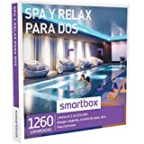 Smartbox Caja Regalo - SPA Y RELAX PARA DOS - 1260 experiencias como masajes relajantes, circuitos de aguas, spas.