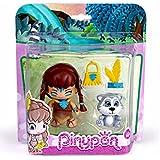 Pinypon - Cuentos 2, mascota Pocahontas (Famosa 700012051)