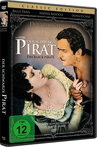 Der schwarze Pirat - The Black Pirate (Classic Edition) [DVD] (Classic Piraten)