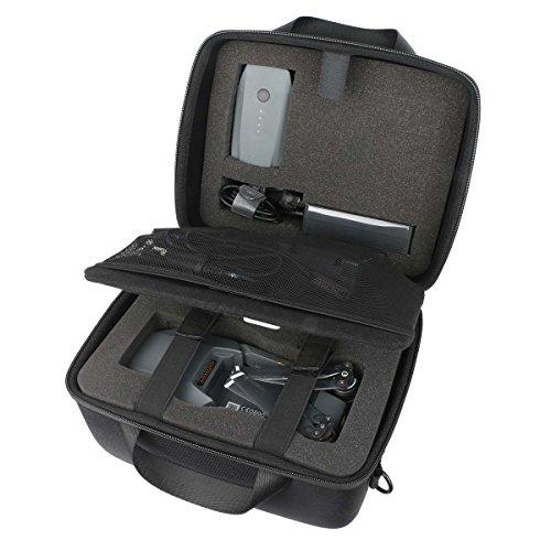 Preisvergleich Produktbild Für DJI Mavic Pro Drone EVA Hart Reise Tragetasche Tasche von Khanka