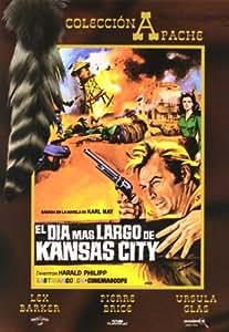 El día más largo de Kansas City / Winnetou und das Halbblut Apanatschi [Spanien Import]
