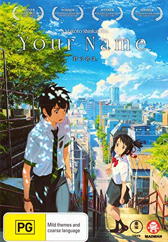 Your Name | Anime | NON-UK Forma...