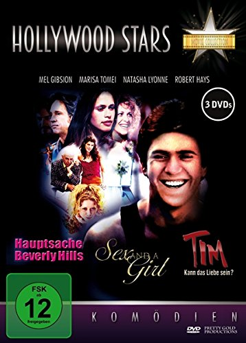 Hollywood Stars Komödien Collection (u.a. Tim - Kann das Liebe sein?) [3 DVDs]