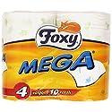 Foxy, Carta Igienica mega - Pacco da 4 Rotoli