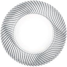 Spiegelau & Nachtmann 0082708-0 Speiseteller Kristall 4087 27 cm Samba