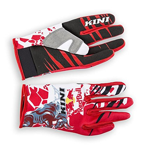 Preisvergleich Produktbild Handschuhe MX MTB Kini Red Bull Revolution XXL rot / weiß