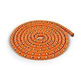 Touwspringen - springtouw 3 meter - mooi patroon - oranje