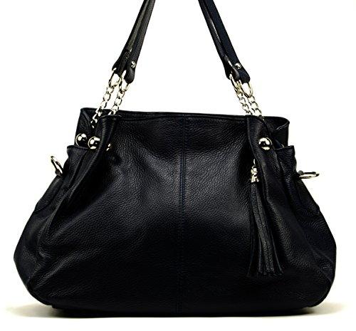 OH MY BAG Sac à Main CUIR femme porté main et épaule Modèle Madison Nouvelle collection - SOLDES