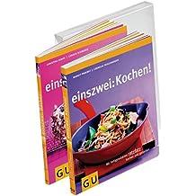 einszwei: Kochen und Backen im Schuber (GU Smart Cook Book - Trend)