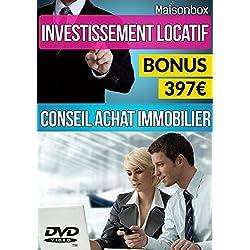INVESTISSEMENT IMMOBILIER LOCATIF : Livre+1DVD de Formation, Comment gagner de l'argent dans l'immobilier