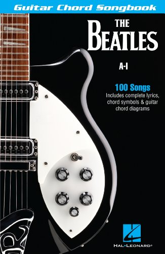 The Beatles Guitar Chord Songbook: A-I (Guitar Chord Songbooks ...