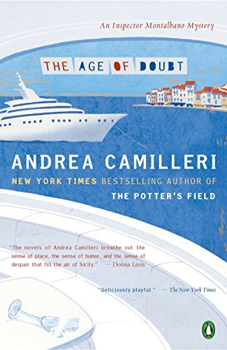 The Age of Doubt (Inspector Montalbano Mystery)