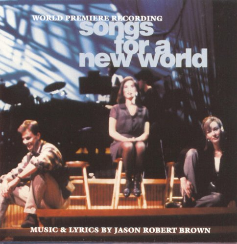 Songs for a New World (Original Off-Broadway Cast Recording) (New Broadway Cast)