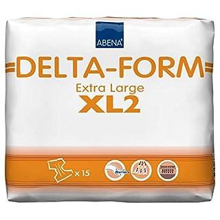 Abena Delta-Form XL2 Extra Large - PZN 09382457 - (15 Stück).