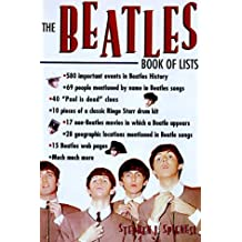 The Beatles Book Of Lists by Stephen Spignesi (2000-06-01)