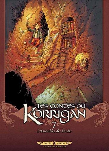 Les contes du Korrigan, Tome 7 : L'Assemblée des bardes par Collectif