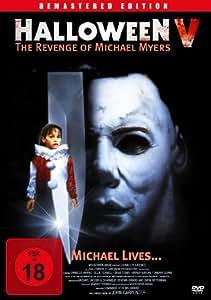 Halloween V - The Revenge Of Michael Myers (Remastered Edition)
