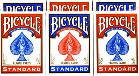 Bicycle Rider Back Poker Playing Cards ... by Bicycle