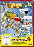 Benjamin auf dem Mond/ auf dem Bauernhof/ als Ballonfahrer - Bilderbuch - DVD