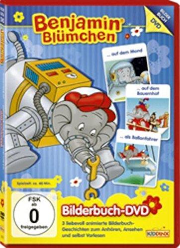 auf dem Mond/...auf dem Bauernhof/...als Ballonfahrer (Bilderbuch-DVD)